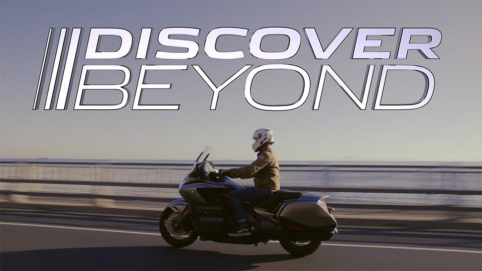 Honda Discover Beyond