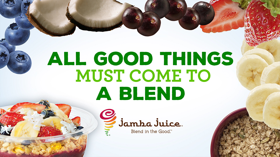 Jamba Juice Food Frenzy Promotions