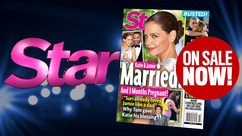 Star Magazine Newsstand Promo