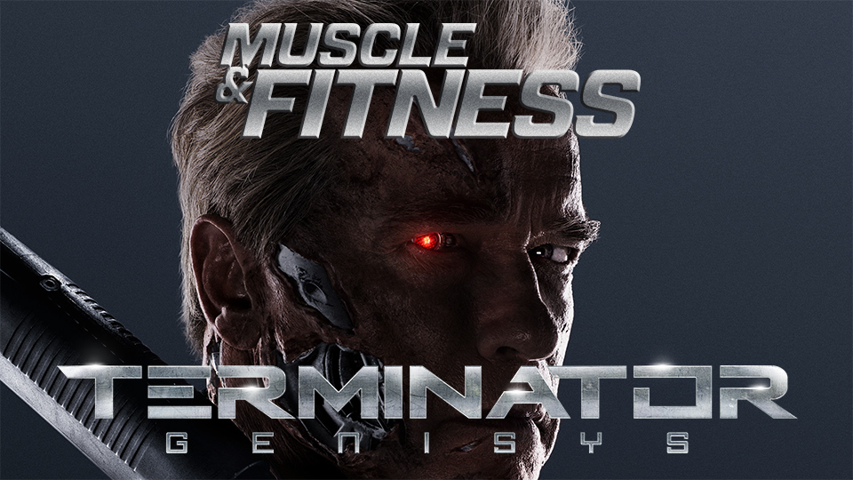 M&F Terminator Issue Promo