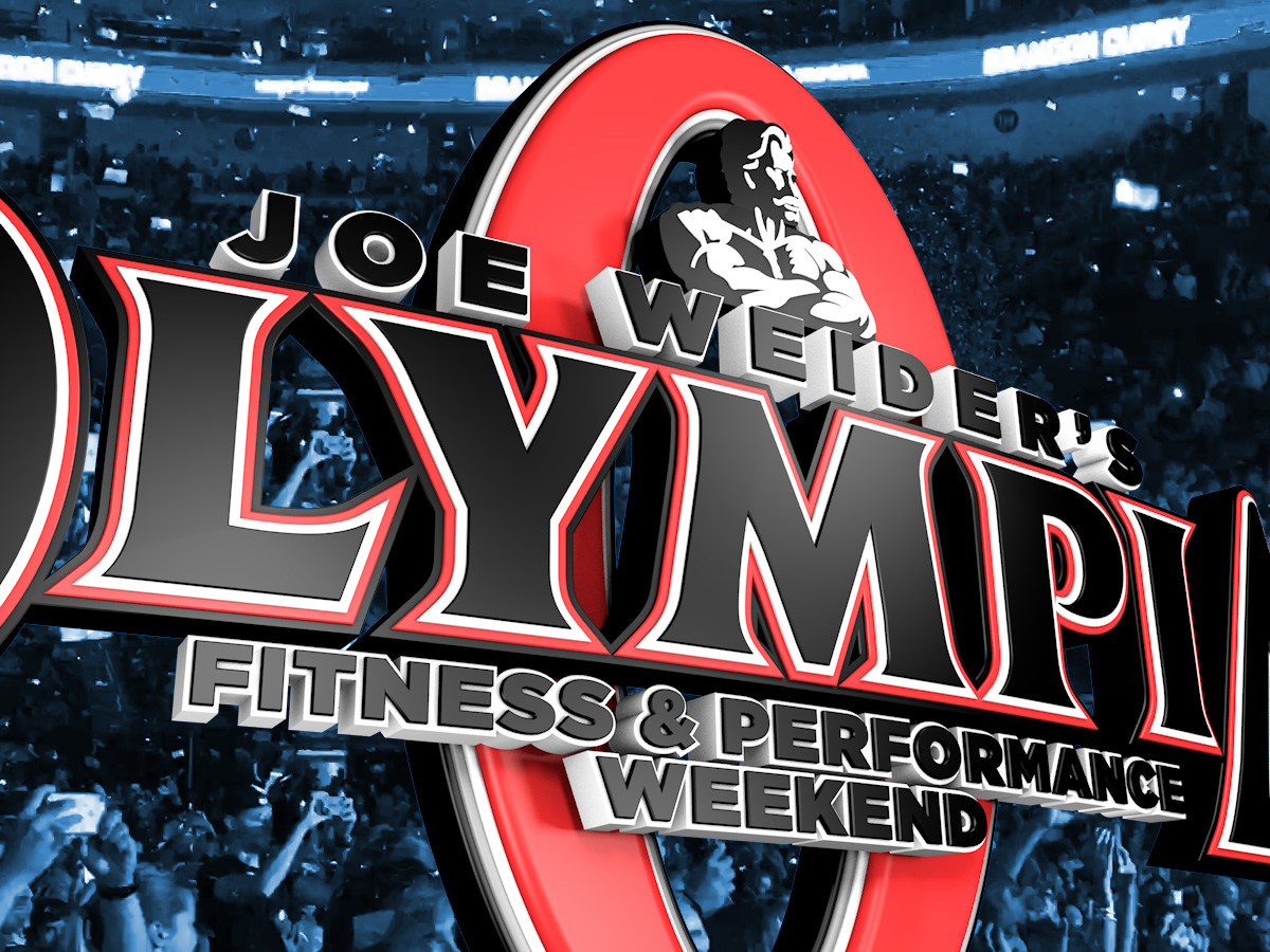 Joe Weider's Olympia Fitness & Performance Weekend
